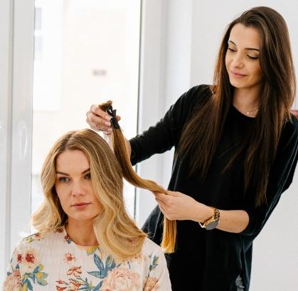 Dopasowywanie włosów 3